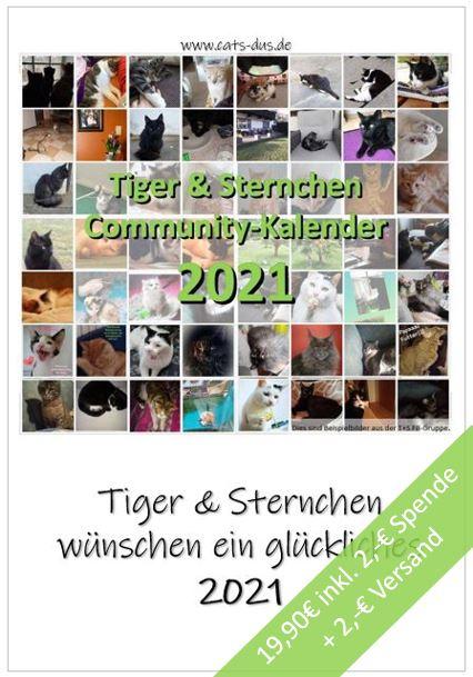 Cover Community 2021 inkl Preis