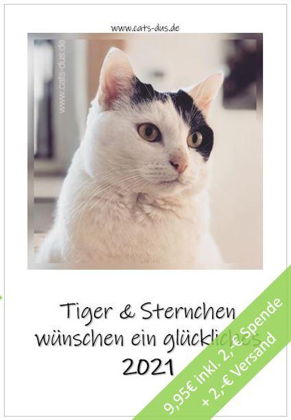 Cover Sternchen 2021 inkl Preis