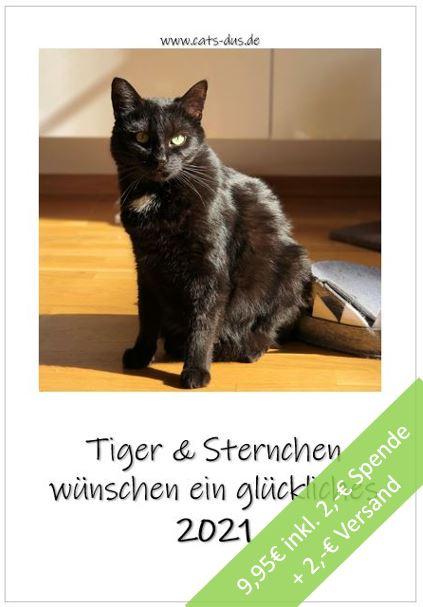 Cover Tiger 2021 inkl Preis